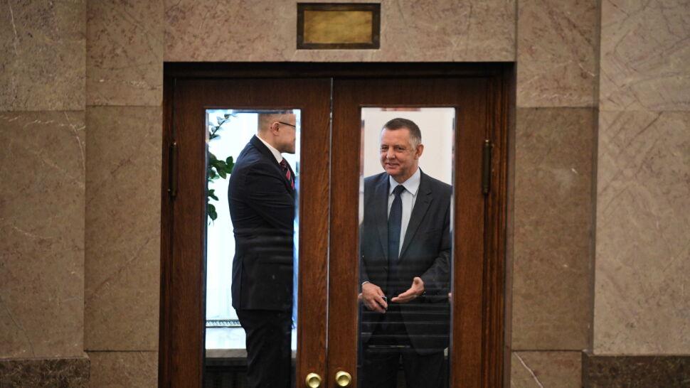 Grodzki: poważnie rozważamy wezwanie Banasia przed senacką komisję
