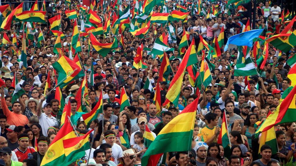 """Unia przygląda się sytuacji w Boliwii. """"Najważniejsze jest uniknięcie przemocy"""""""