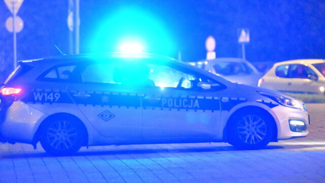 Trwa obława na uciekiniera z komisariatu policji