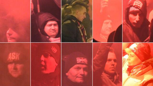 Po wrocławskim marszu narodowców policja szuka 10 osób. 16 już usłyszało zarzuty