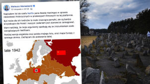 Polish PM wants Netflix to fix map in a documentary on Nazi death camp guard