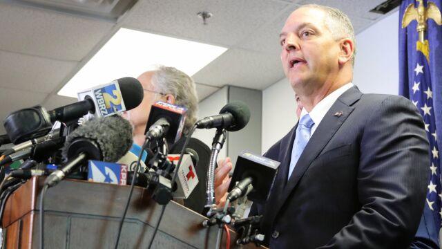 Porażka republikanów w Luizjanie. Nie pomogło wsparcie Trumpa