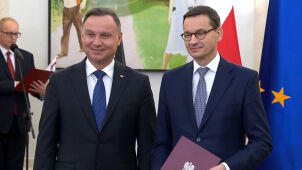 President designates Mateusz Morawiecki as PM. Cabinet to be appointed on Friday