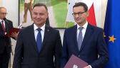 Prezydent desygnował Mateusza Morawieckiego na premiera