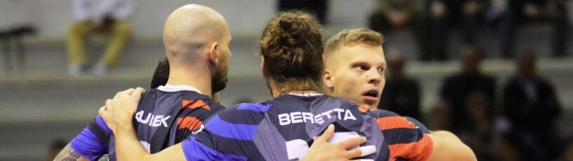 Wielki mecz Bartosza Kurka w lidze włoskiej. Był najskuteczniejszy
