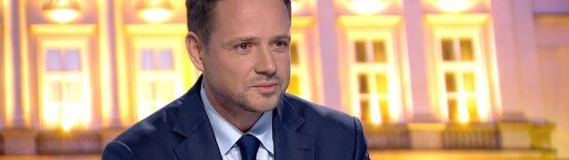 Trzaskowski: gdybym wygrał w wyborach prezydenckich, Warszawa wpadłaby w ręce PiS