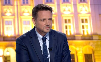 Trzaskowski: gdybym się zdecydował startować w wyborach i udałoby się wygrać, to moje miasto trafiłoby w ręce komisarza z PiS-u
