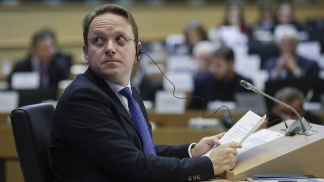 Węgierski kandydat na komisarza w PE do siebie nie przekonał