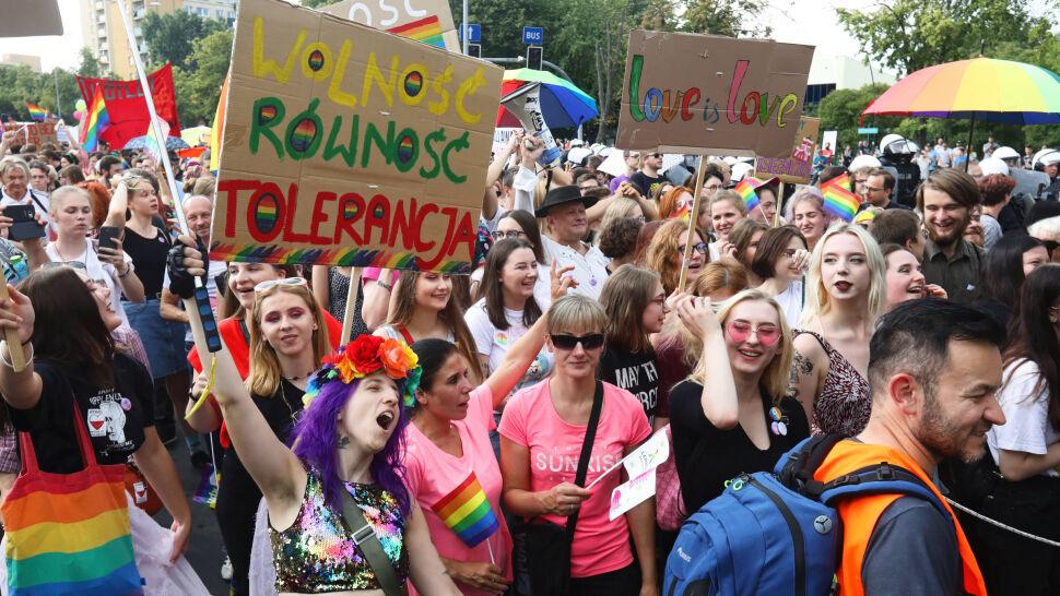 Marsz Równości w Białymstoku. Nie będzie śledztwa w sprawie działań prezydenta miasta