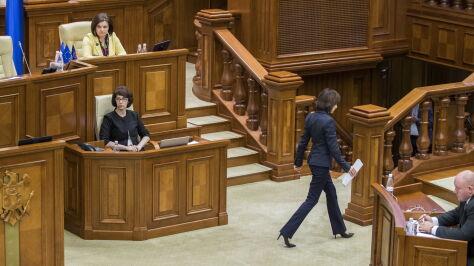 """""""Mołdawia stoi u progu zimy. Nie ma projektu budżetu, nie ma niczego"""""""