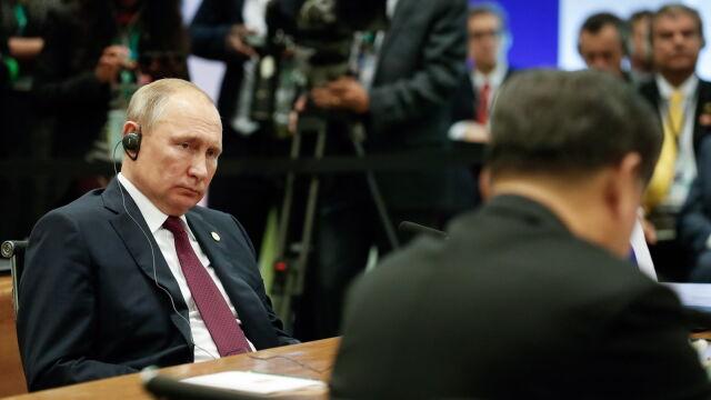 Putin chce spotkania z Trumpem. I grozi przerwaniem tranzytu gazu przez Ukrainę