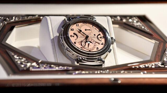 Oto najdroższy zegarek świata