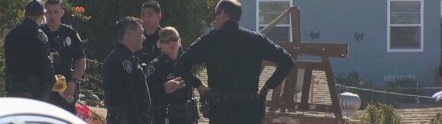 Policjanci zobaczyli zakrwawione dziecko w oknie. Odkryli rodzinną masakrę