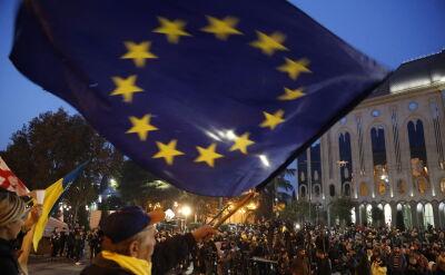 Protesty w Gruzji. Chcą zmiany ordynacji wyborczej