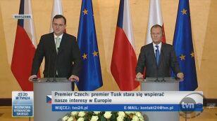 Lepszy PR Czechów (TVN24)