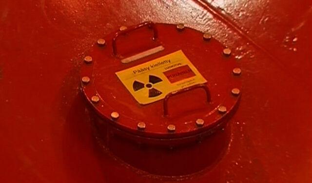 Radioaktywny pierwiastek na Śląsku