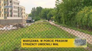 Sytuacja w Porcie Praskim - opanowana