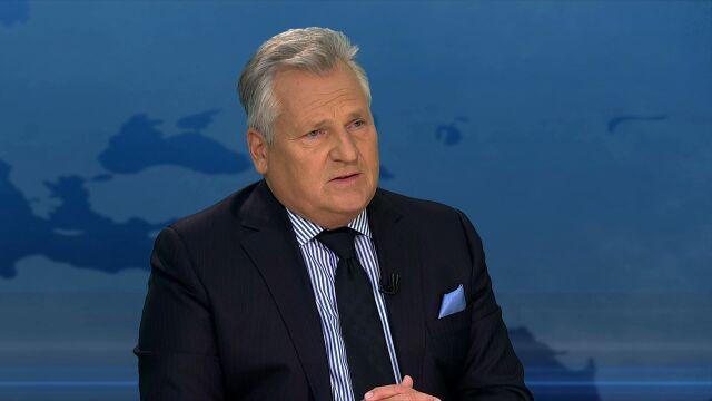 """Aleksander Kwaśniewski gościem """"Horyzontu"""""""