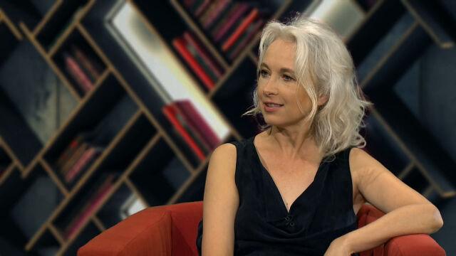 """Manuela Gretkowska w """"Xięgarni"""""""