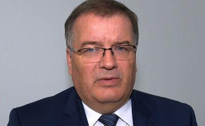Andrzej Dera o słowach prezydenta