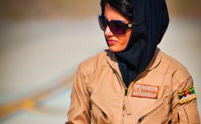 USA. Pierwsza kobieta-pilot w afgańskiej armii prosi o azyl