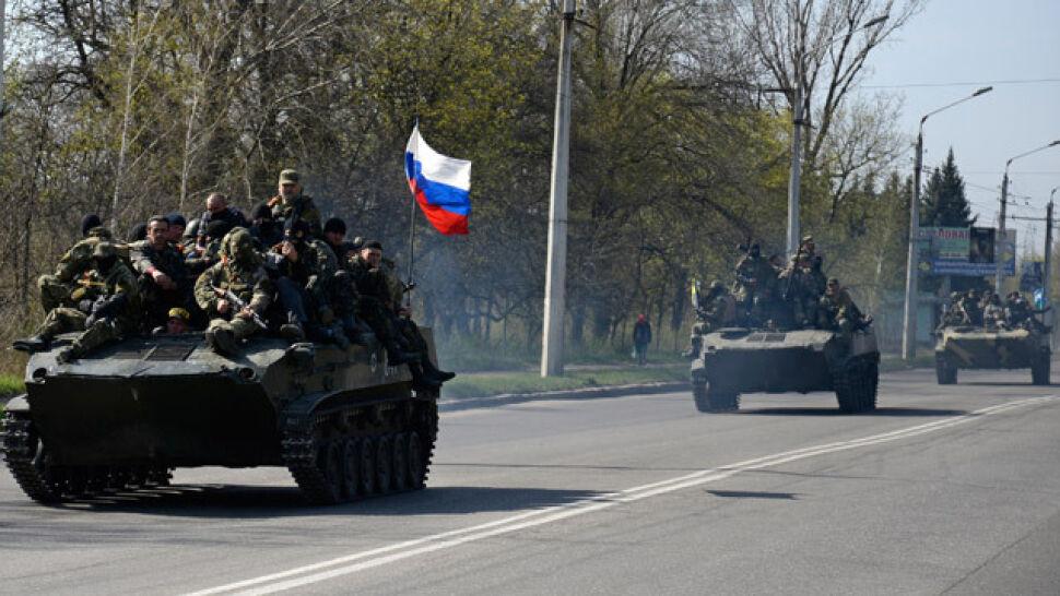 """Kijów: Nie ma rosyjskich wojsk w Kramatorsku. Filmy i zdjęcia """"sfabrykowane"""""""