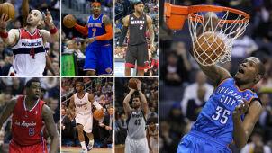 Oto najlepsi z najlepszych w NBA. Durant zdystansował wszystkich