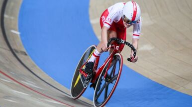 Daria Pikulik brązową medalistką torowych mistrzostw Europy