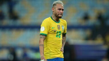 Neymar zaskoczył.
