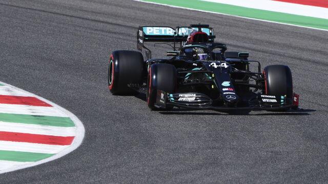 Hamilton najszybszy w kwalifikacjach. Już po raz 95.