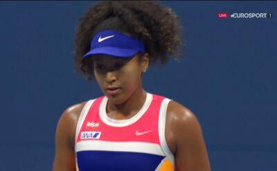 Osaka awansowała do ćwierćfinału US Open