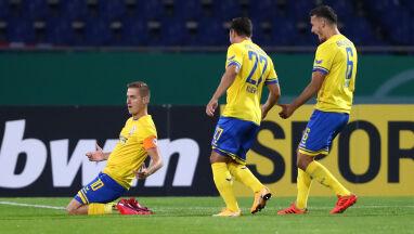 Kobylański show. Polski hat-trick na otwarcie Pucharu Niemiec
