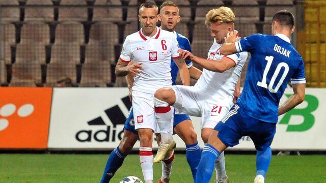 Polska - Bośnia. Kolejny ważny sprawdzian w Lidze Narodów