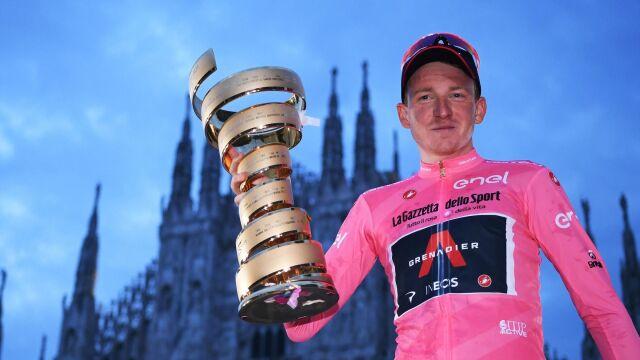 """Zwycięzca Giro nie będzie bronić tytułu. """"Skoncentruję się na nowych wyścigach"""""""