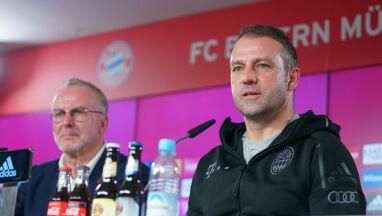 Bayern przedłużył umowę z Hansim Flickiem.
