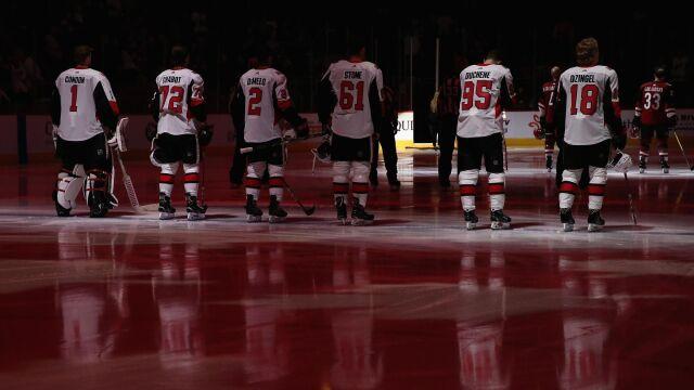 Pierwszy przypadek koronawirusa w NHL. Pechowcem hokeista Ottawa Senators