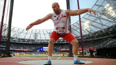 Polski medalista olimpijski trenuje na parkingach i w ogrodzie. Apeluje o przełożenie igrzysk