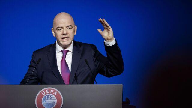 FIFA przekłada Klubowe Mistrzostwa Świata. Powodem Euro i Copa America