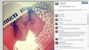 Madonna publikuje zdjęcie gejów, internet podzielony