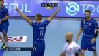 Skrót meczu Mieszkow Brześć - Vardar w 1. kolejce Ligi Mistrzów w piłce ręcznej