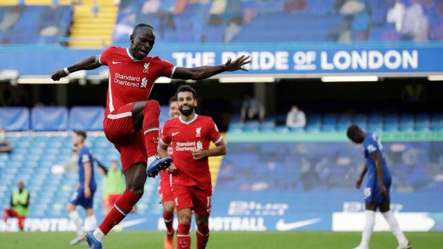 Festiwal błędów Chelsea. Liverpool lepszy w hicie kolejki