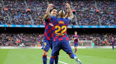 Transfery: Ciąg dalszy zmian w Barcelonie. Snajper nie dla Realu