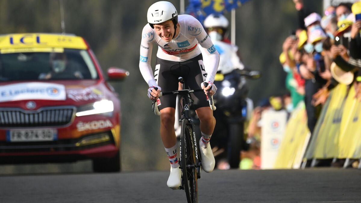Prawdziwy nokaut w Tour de France. Pogacar może już świętować