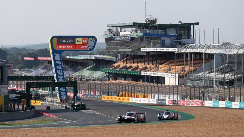 24 godziny bez przerwy i z różnych kamer. Jak oglądać wyścig Le Mans w telewizji i internecie?