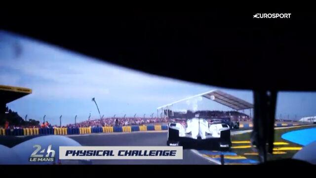 Wyścig 24h Le Mans to ogromne wyzwanie dla kierowców
