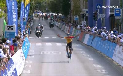 Komiczna pomyłka na 5. etapie Tour de Luxembourg. Buitrago zbyt wcześnie cieszył się z wygranej