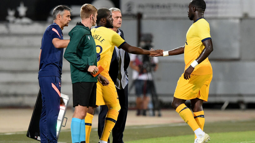 Tottenham bliski kompromitacji w Lidze Europy