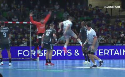 Piękny gol Manaskova w 1. kolejce Ligi Mistrzów w piłce ręcznej