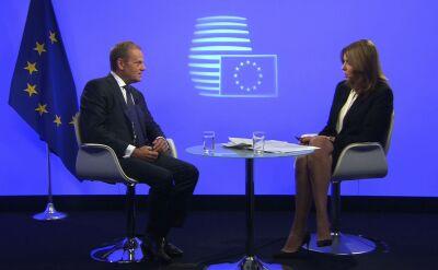 Tusk: mam własną opinię na temat tego, co dzieje się w kraju. Ona jest bardzo krytyczna