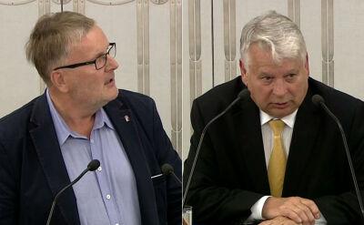 Bonkowski kontra Borusewicz